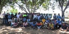 10 September, 2014 - 16:49 - Gangalidda & Garawa Native Title Determination - Burketown 2010