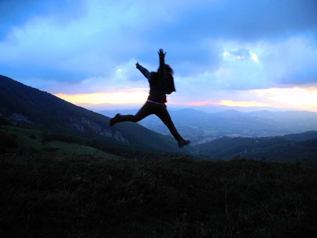 The big jump   Montecucco - Italy One day in a mountain, on …   Flickr