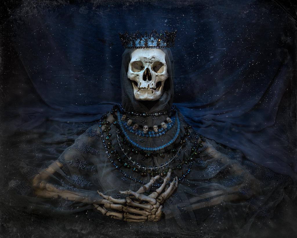 An ancient queen.