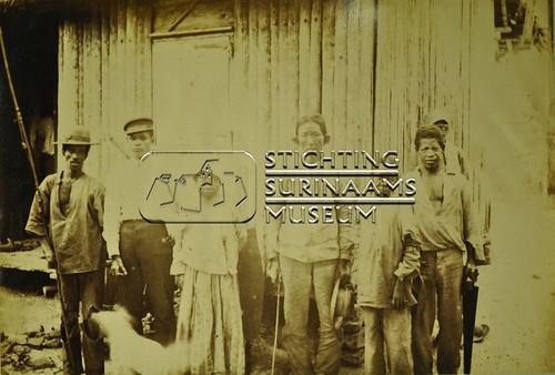 Leprozen | by Stichting Surinaams Museum