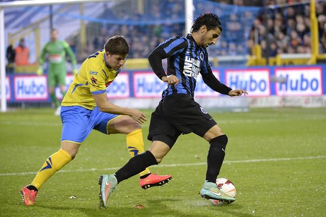 Club Brugge - Westerlo 09-11-2014