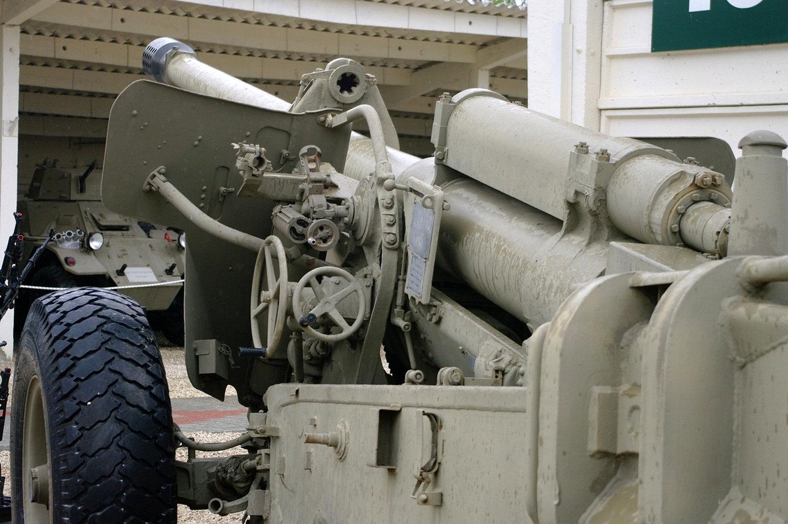 130mm M46 Field Gun (11)