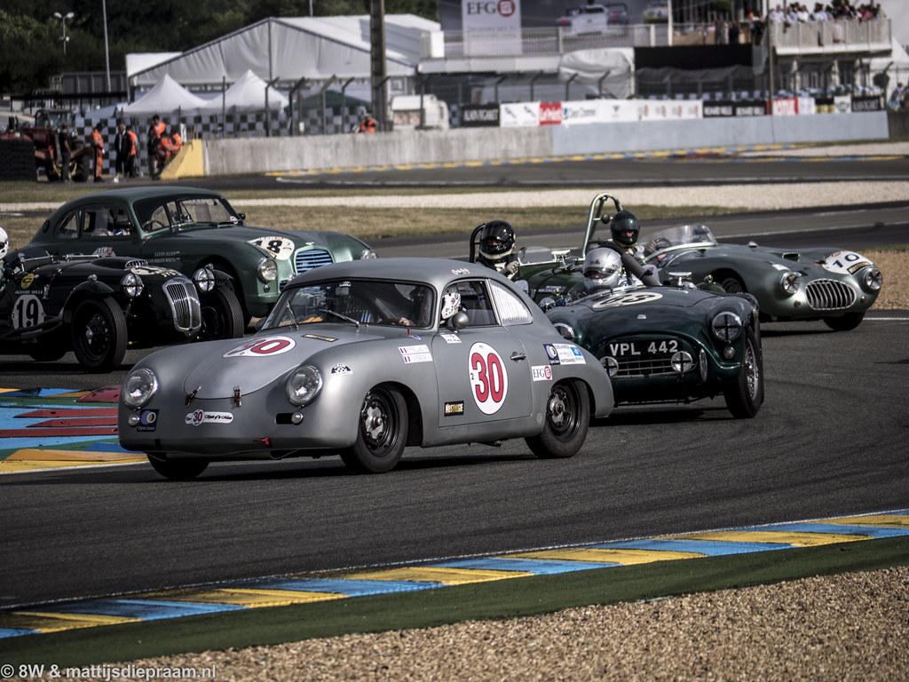 2014 Le Mans Classic Porsche 356 Saturday Track Action At Flickr