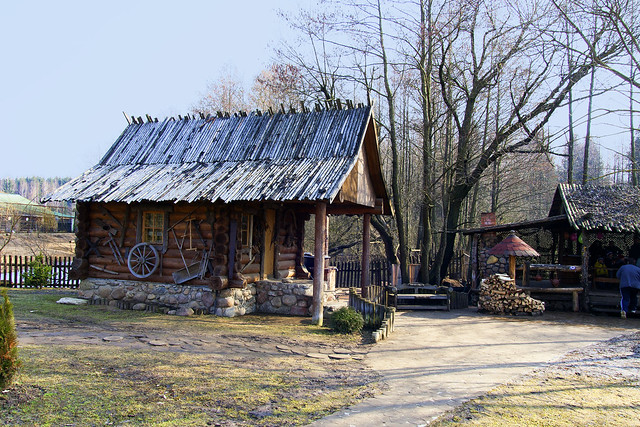 Dudutki_Folk_Museum 2.6, Minsk, Belarus