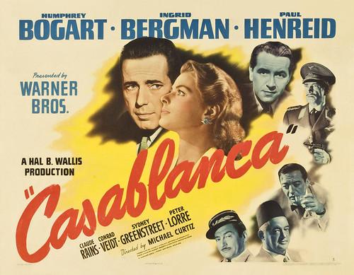 Casablanca   by www.brevestoriadelcinema.org
