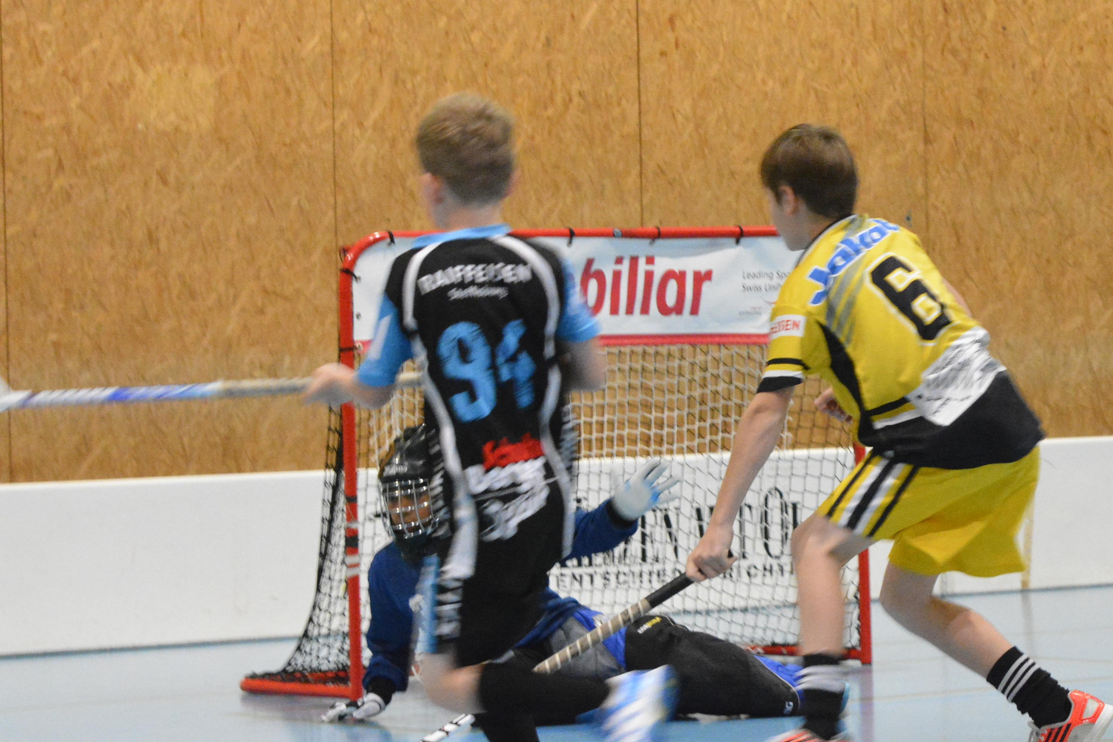 Junioren DII - UH Zulgtal Eagles II Saison 2014/15