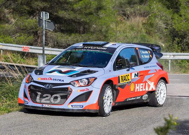 7 HYUNDAI MOTORSPORT NEUVILLE Thierry GILSOUL Nicolas BEL/BEL HYUNDAI i20 WRC RC1 1 M