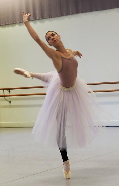 Lana Jones - Australian Prima Ballerina chosen for
