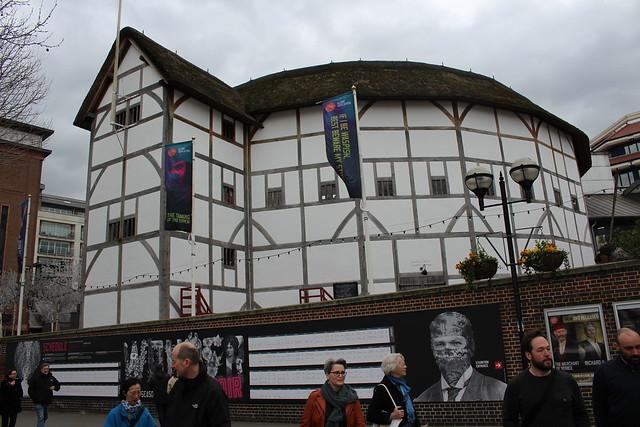 Shakespeare's Globe - Londres