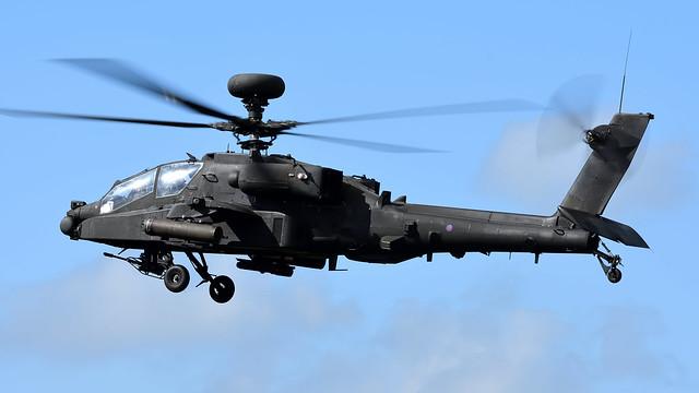 Westland AH-64 Apache AH.1 I ZJ222 I 3/4 Regt AAC Wattisham
