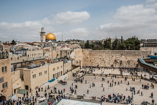 Western Wall and Dome of the Rock Jerusalem Israel-15 | by Tips For Travellers