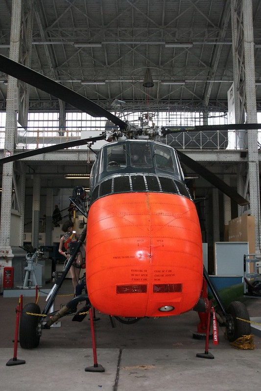 Sikorsky H-34 (S-58) 2