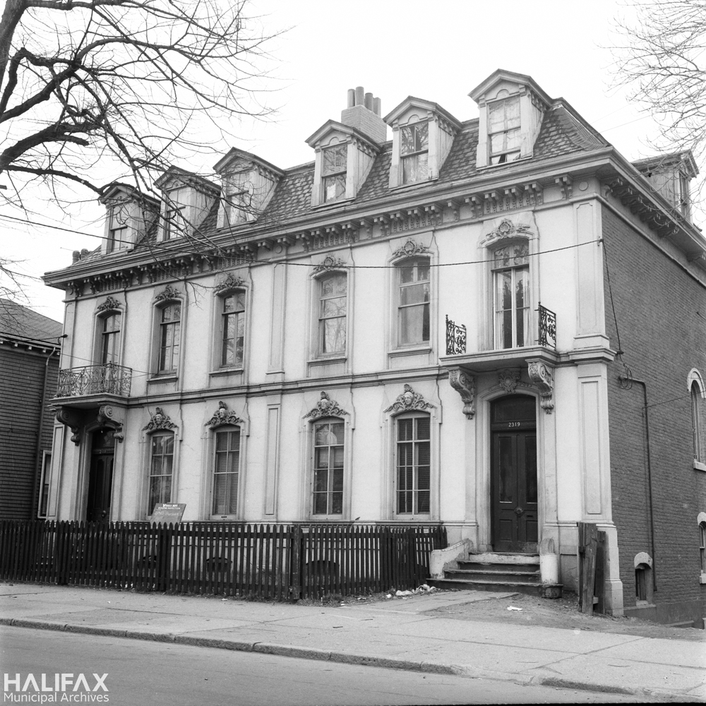 2319-2323 Brunswick St. - West House