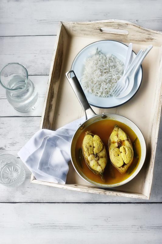 ইলিশের ঝোল। Fish stew: Bengali way