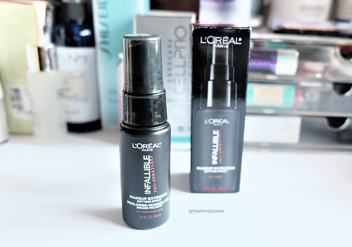L'Oreal Infallible Makeup Extender and Setting Spray | by <Nikki P.>
