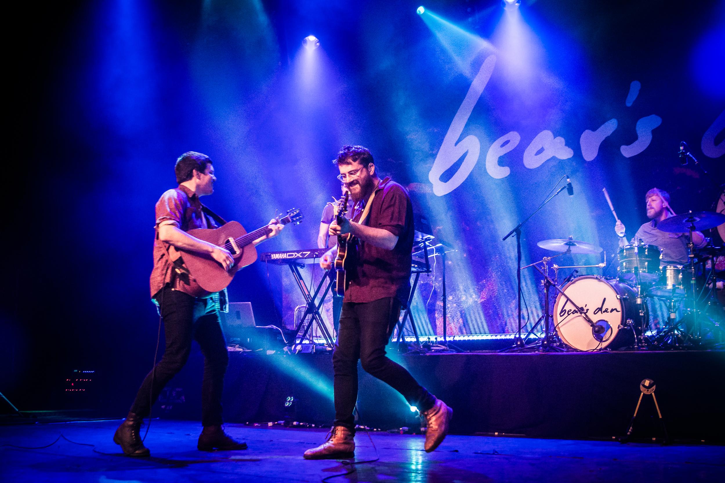Bear's Den @ Trix (© Timmy Haubrechts)