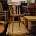 Hardwood kitchen chair E35