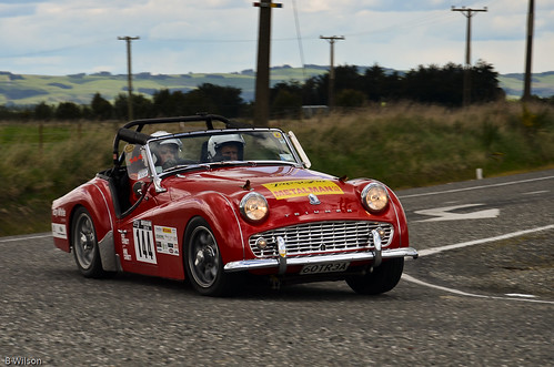 Targa NZ 2014 | by gravelben