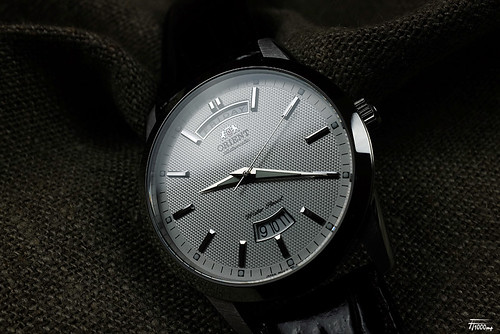 Orient Day Date FEV0S005W   by Bruno E. Photography
