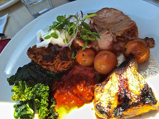 Cave Man Paleo breakfast at Patch Cafe in Richmond | by ultrakml