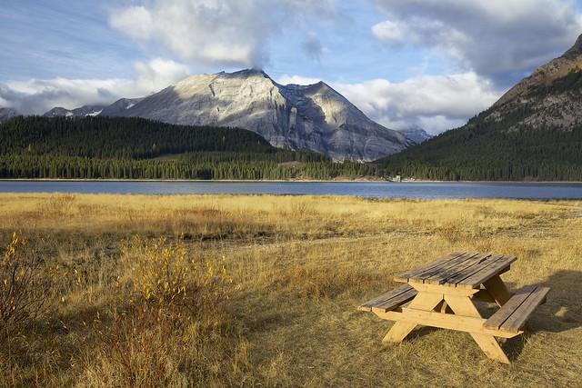 Happy Picnic bench Thanksgiving! Canada