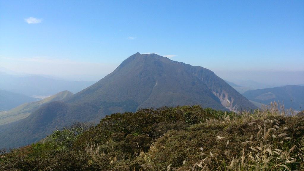 View from Mount Tsurumi, Beppu