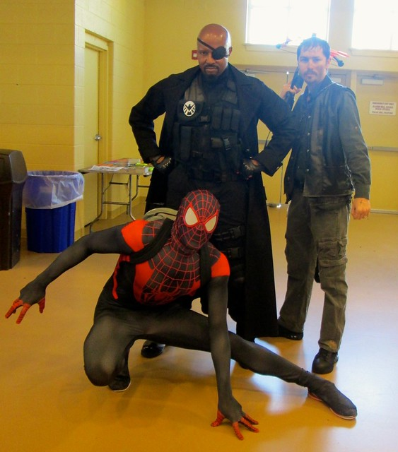 Annapolis Comic Con Cosplay