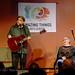 Christine Lavin & Don White 10/18/14