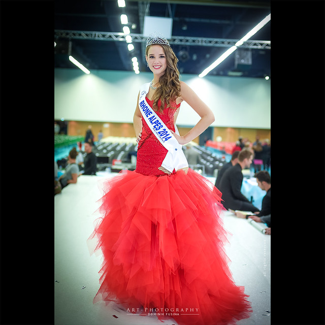 Election Miss Rhône-Alpes 2014 | Aurore Thibaud