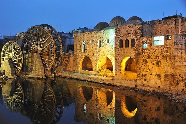 Nories, Hama, Syria  105