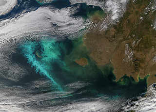 The Turbulent Bering Sea [full frame] | by NASA Goddard Photo and Video