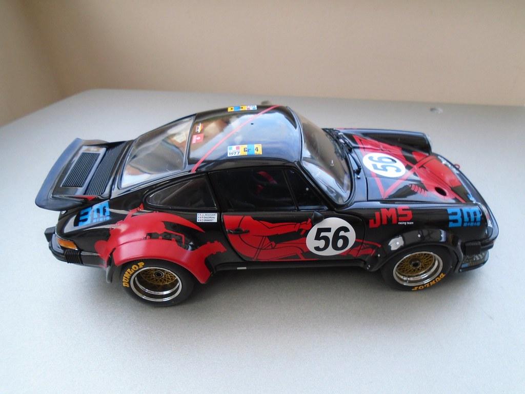 1:18 Exoto #56 Porsche 934 X-Ray, Le Mans 1977 | Stuart Gray