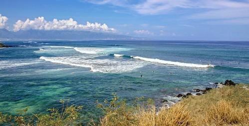 ocean beach beautiful beauty hawaii us nikon surf maui windsurf hookipa d7000