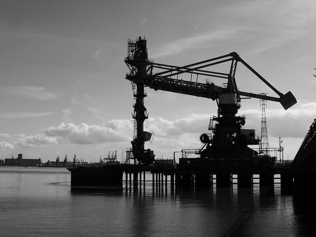 Thames Estuary, Grays