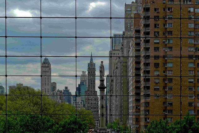 New York, HDR, Time Warner, 1