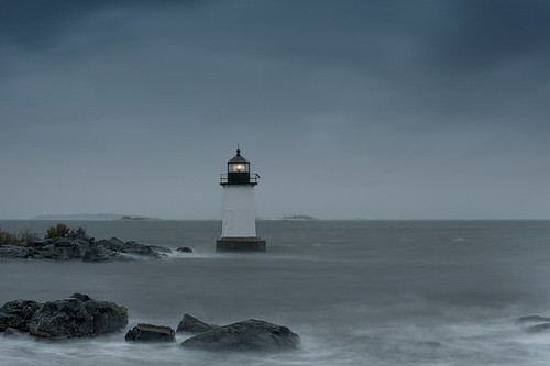 sky lighthouse storm water rock landscape photography bay nikon stormy salem winterisland massachusett salemharbor southchannel d700 fortpickeringlighthouse nestordesigns nestorriverajr