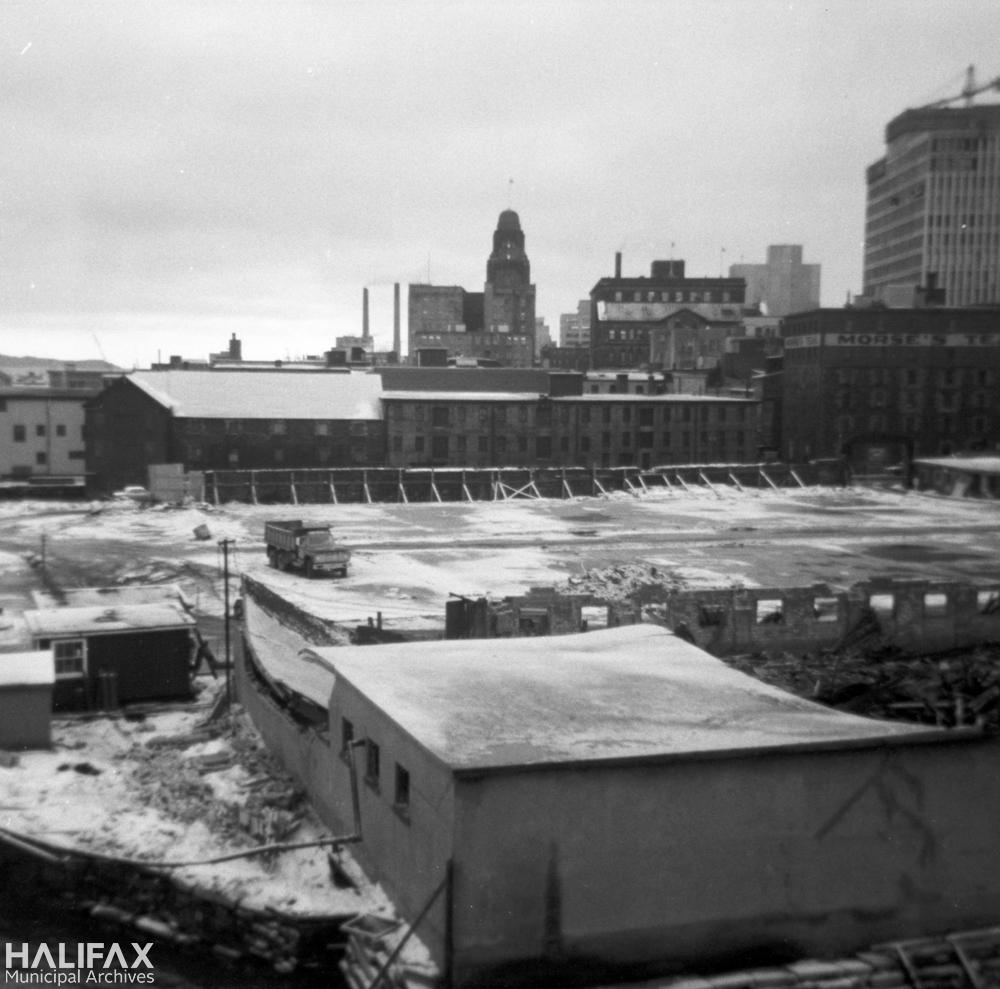 Old Jetty demolition
