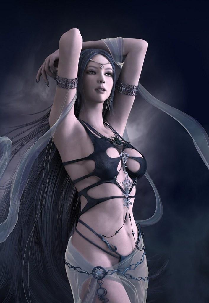 Sexy shaiya