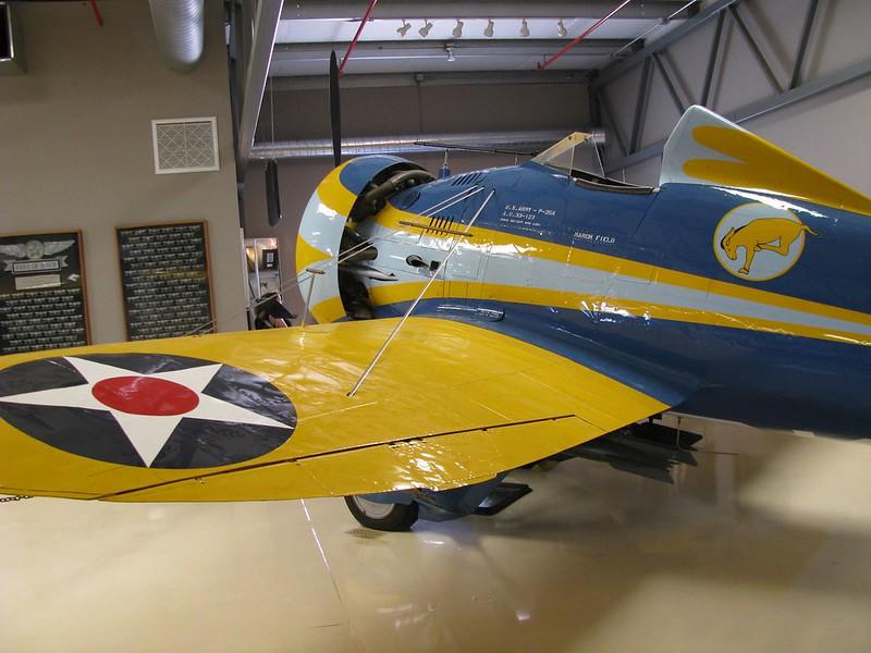 Boeing P-26 1