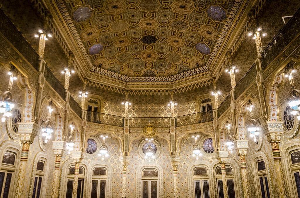 Arab Room Palácio da Bolsa | wikiPal%C3