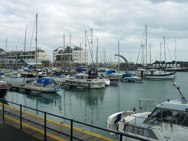 Dover Marina and Western Docks