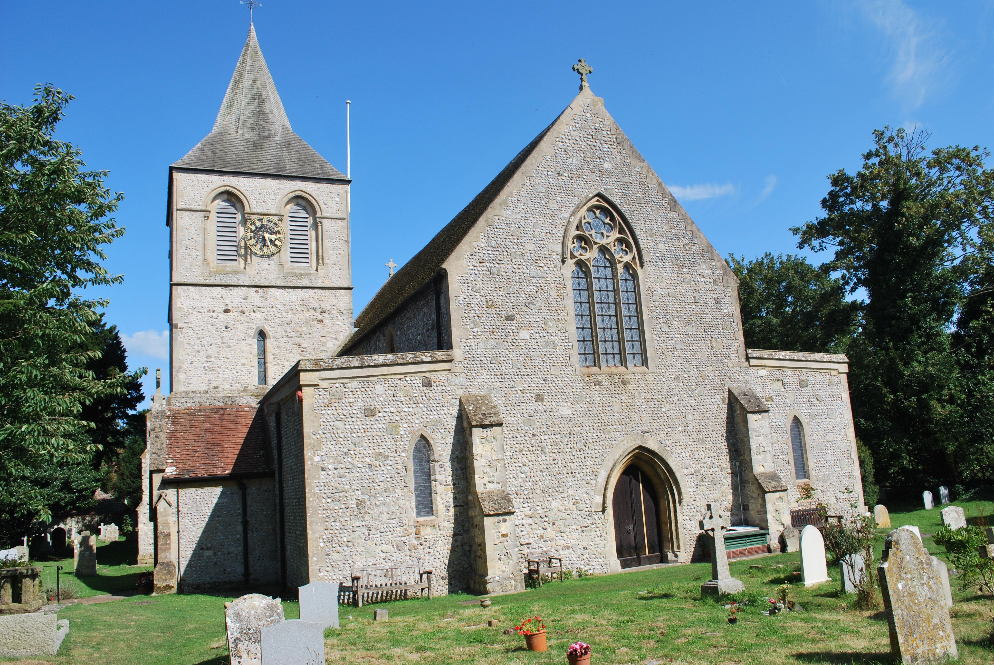 Sussex PEVENSEY St Nicholas