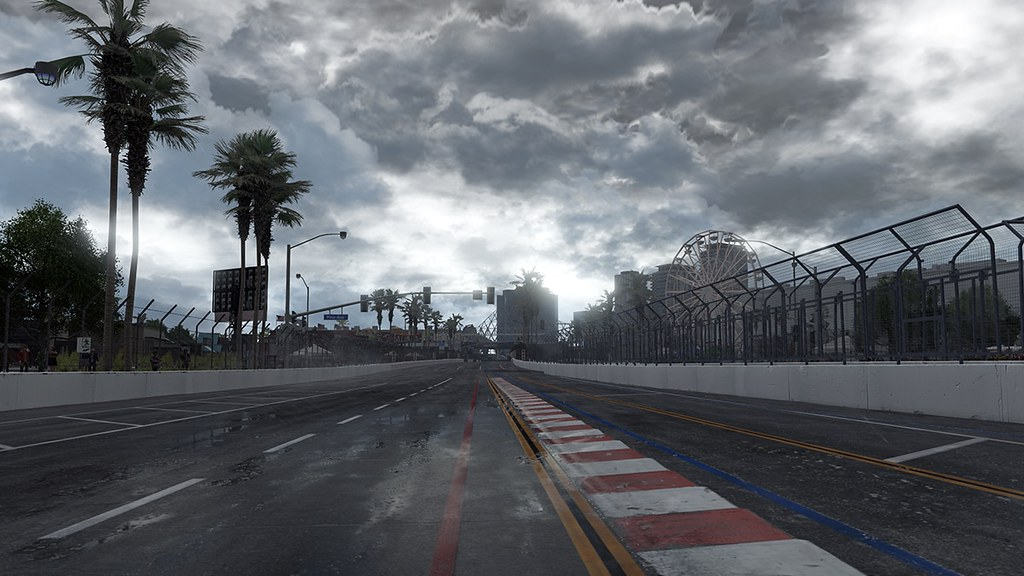 Project CARS Long Beach 1