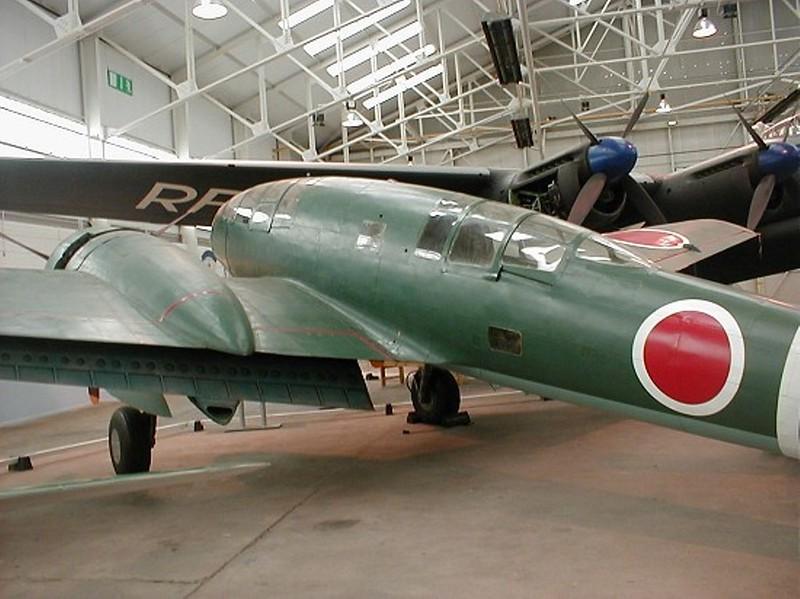 Mitsubishi Ki-46III 3