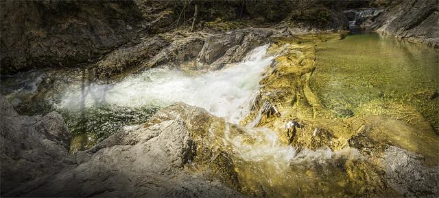 _DSC0630_31 The river Erlauf close Ötscherhias - Ötschergräben / Lower-Austria