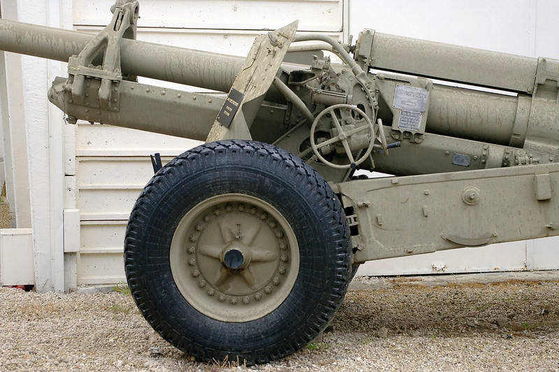130mm M46 Field Gun (2)