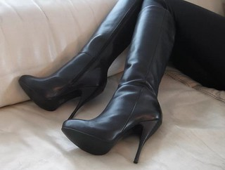 f6eb8857a7f Sexy knee high boots by OFFICE