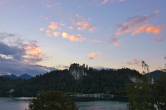 Approaching nightfall - Bled, Slovenia
