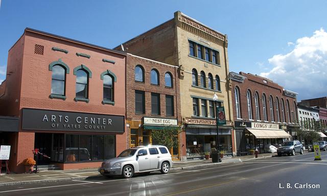 Main Street, Penn Yan, NY
