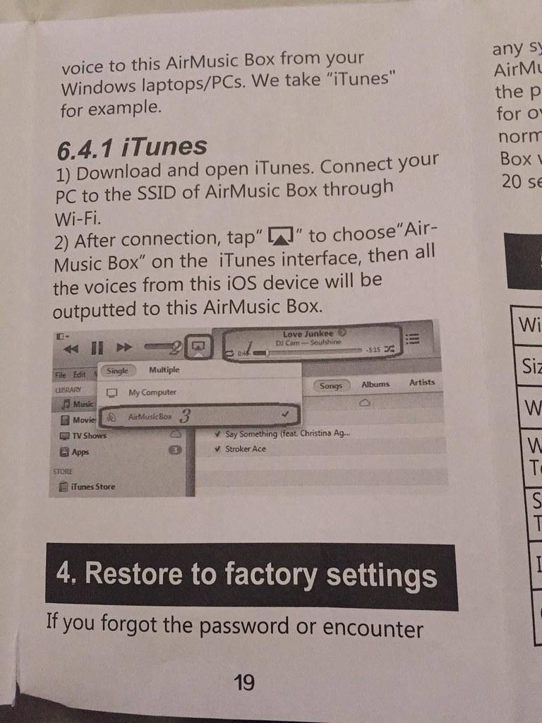 Veetop airmusic setup instructions   Terry Underwood   Flickr
